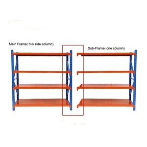 Warehouse Workshop Raw Material Storage Rack System