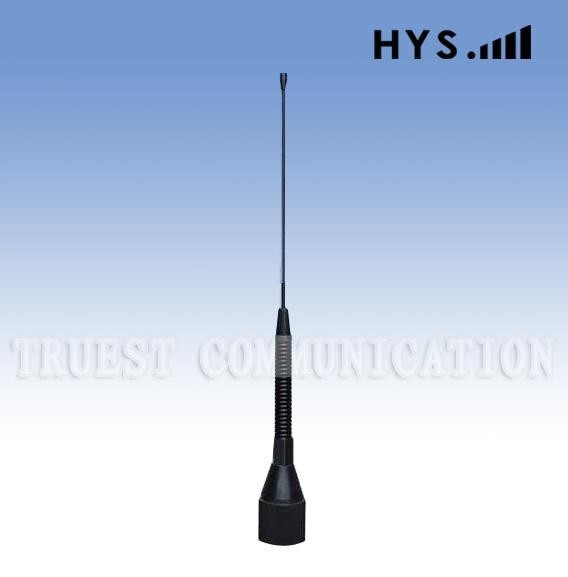 Hot Salling Car patch antenna VHF 136-44MHz 3.0dBi Mobile Radio Steel Whip Antenna HYS
