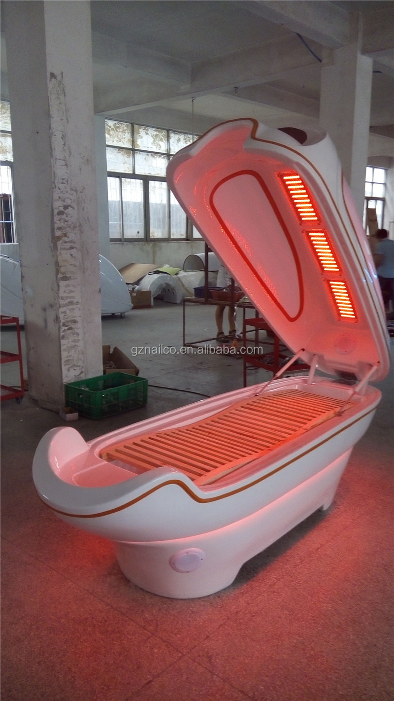 Far Infrared Sauna Ozone Sauna Led Light Therapy Beds For Body Lk ...
