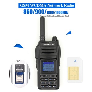 OEM POC Radio ANYSECU HD6500 WCDMA GSM 850/900/1800/1900MHz two-way Intercom