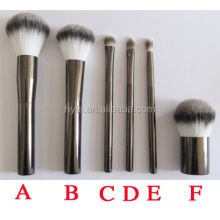 different size cosmetic brush set eye liner brush