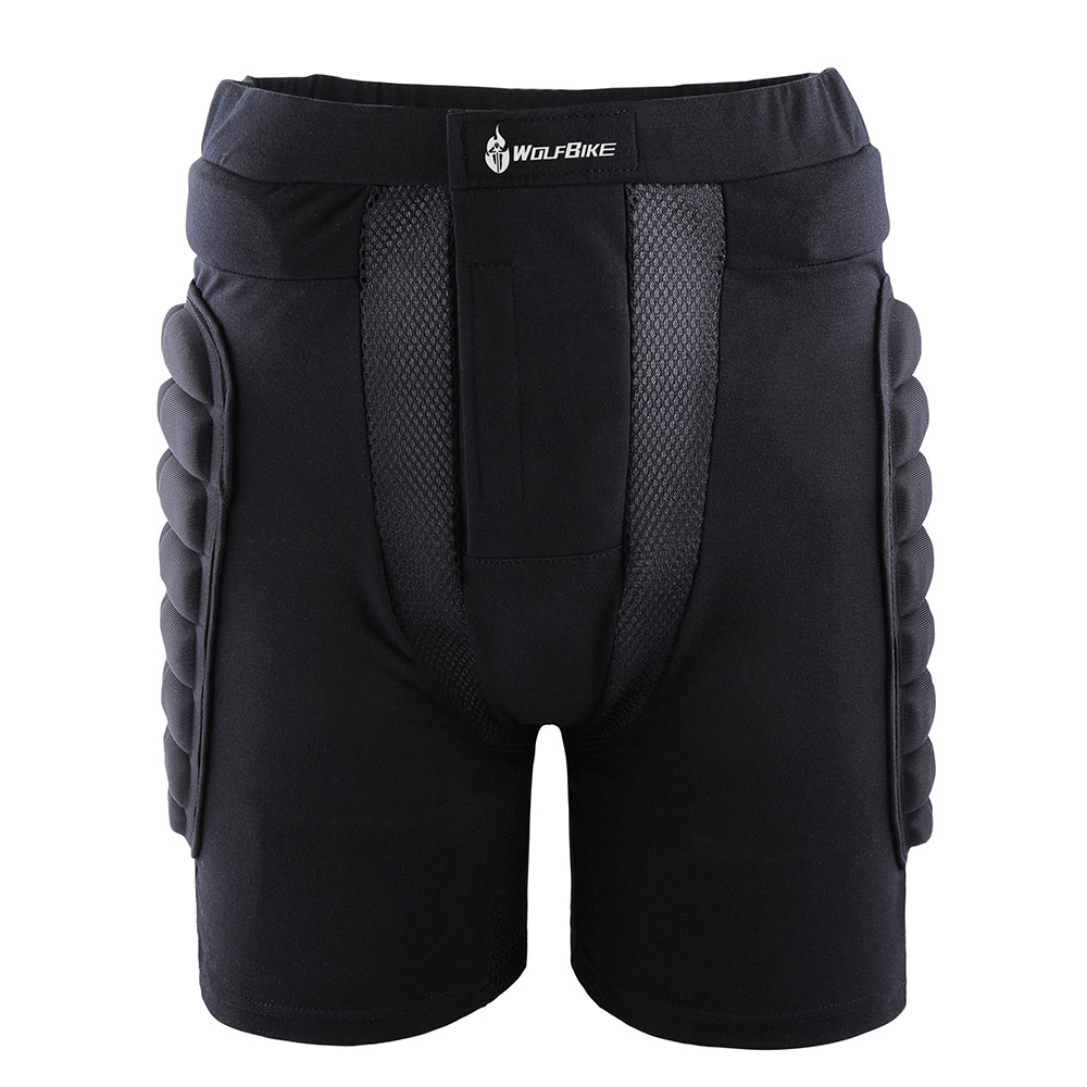 Protective Hip Pad Padded Shorts Skiing Skating Snowboarding Impact High Quality Bike Motor Ride Cycle Protection 5 Size Option
