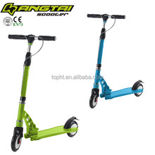 China directly factory kick scooter lightened wheel