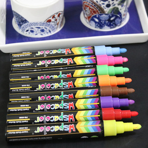 New Design Neon Colors Painting Liquid Window Chalk Pen Marker