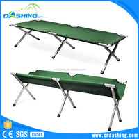 Folding military cot bed/Travel & Camping foldable bed/folding bed