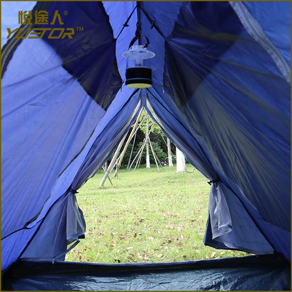 vango inflatable camping tent show