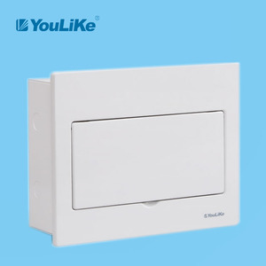 BX SERIES WALL MOUNTED MCB DISTRIBUTION BOARD