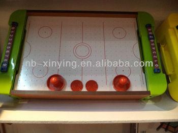 Mini Air Hockey Game, Tabletop Air Hockey ,Mini Table Games