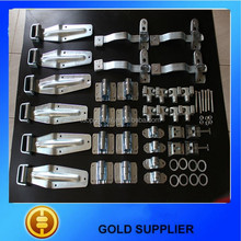 china-made high quality galvanized truck rear door hinge truck box door hinge for sale
