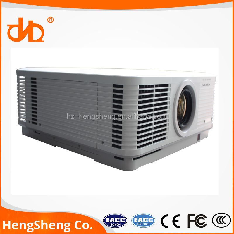 Dual Lamps Projector Cooling Chips system High Brightness Outdoor Advertising Projector Large Venue Projector