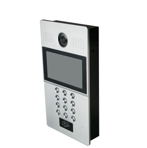 Outdoor Station of IP Network Intercom for Villa or multi building