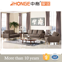 fabric classical american style sectional latest corner modern living room wood furnirue design sofa set
