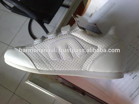Stock Sport Shoes With White