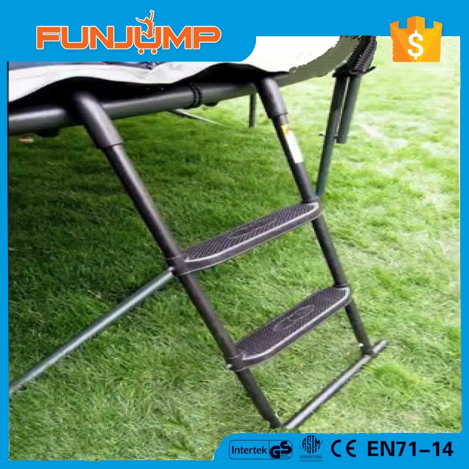 Trampoline Parts Names: Funjump Parts For Trampoline Easy Removable Ladder
