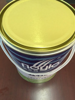 5 liter can with handle and lid tinplate paint can wholesale