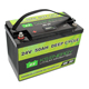 ISO9001 Factory Lifepo4 26650 Lithium Battery 24v 50ah Li Ion Battery Pack With Built-in BMS