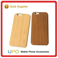 [UPO] Laser Engraving Blank Custom Design Wholesale Cell Phone Case For Iphone 6 Wood Case
