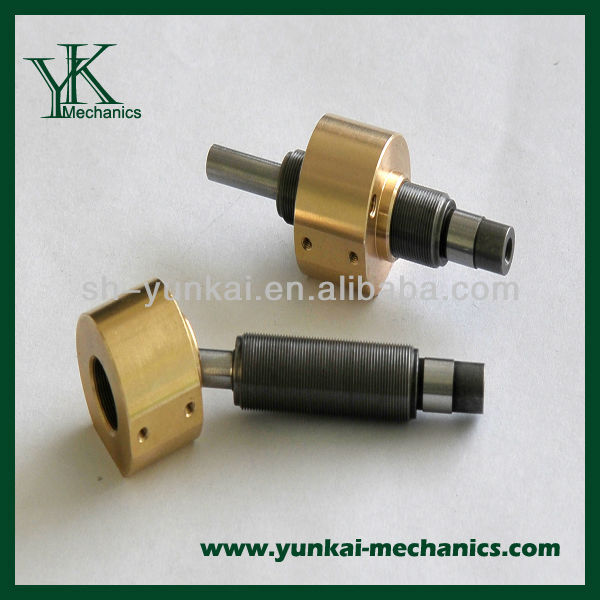 Various Surface Treatment turning parts, precision turning parts, brass turning parts