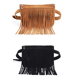 Fashion waist bag for women vintage tassel bag belt bag women waist fanny pack women money pouch
