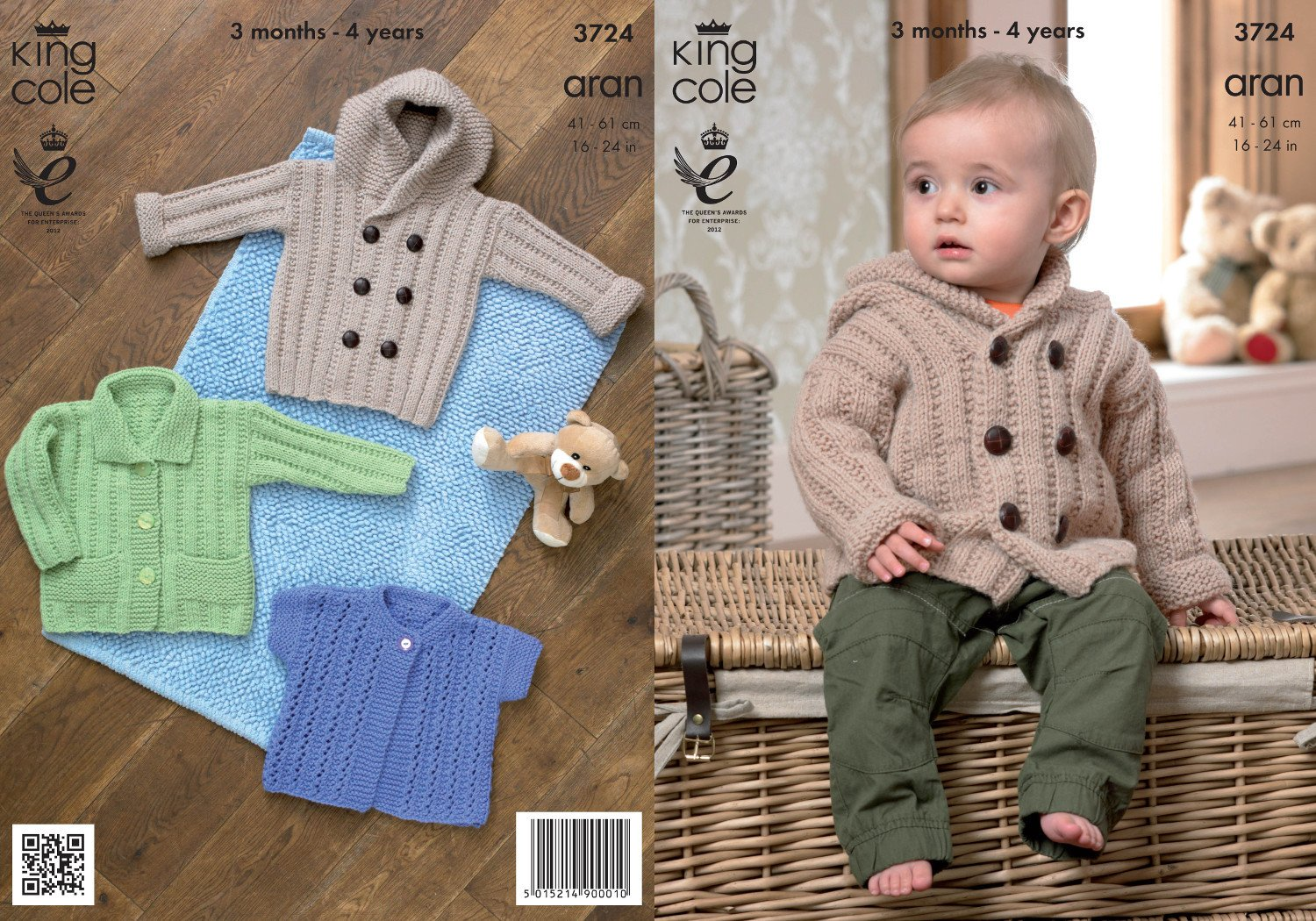 1b19f35df51c Cheap Free Knitting Pattern Hooded Cardigan
