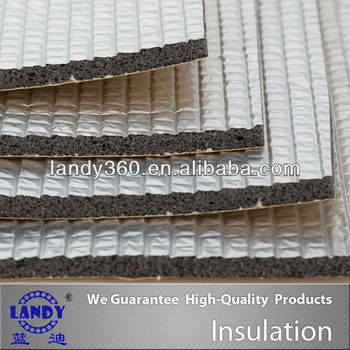 Acoustic Metallic Fire Resistant Heat Insulation Material