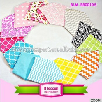 Baby Bib Manufacturers USA Infant Baby Bandana Drool Bibs Toddler Newborn Teething Baby Bandana Cotton Triangle Bibs