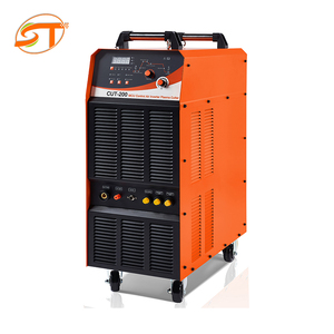 Wenzhou Factory Machinery CUT 200 Noise Cancelling DC Inverter Plasma Cutter For Sale Best Price
