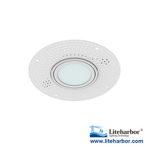Factory Price ETL UL Gimbal DIMMABLE SLIM 12V 4 INCH DOWN TRIMLESS CEILING LED RECESSED LIGHT LIGHTING