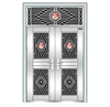 Guangzhou industrial accordion Insulation hollow steel door
