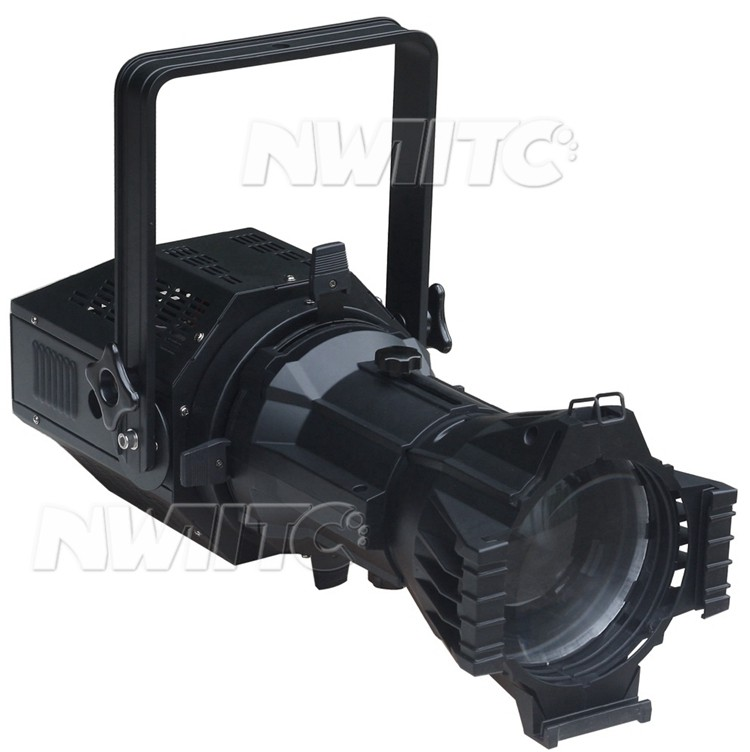 Tv Studio Cool White 200w Led Leko Profile Fresnel Stage