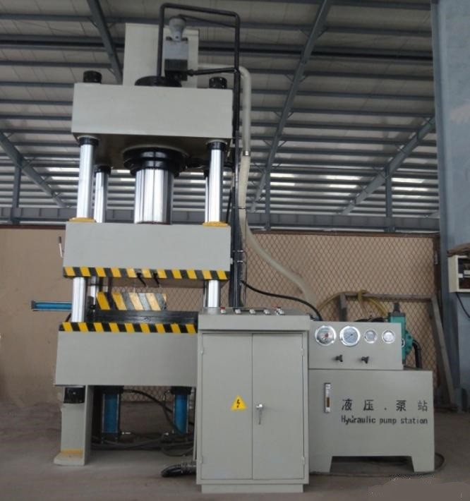 four column hydraulic press 80 ton hydraulic metal stamping press machine