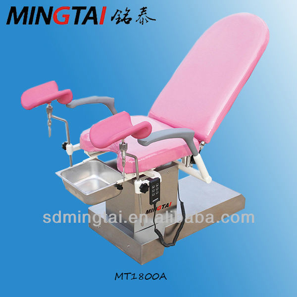 Mingtai Electric gynaecological examination bed MT1800
