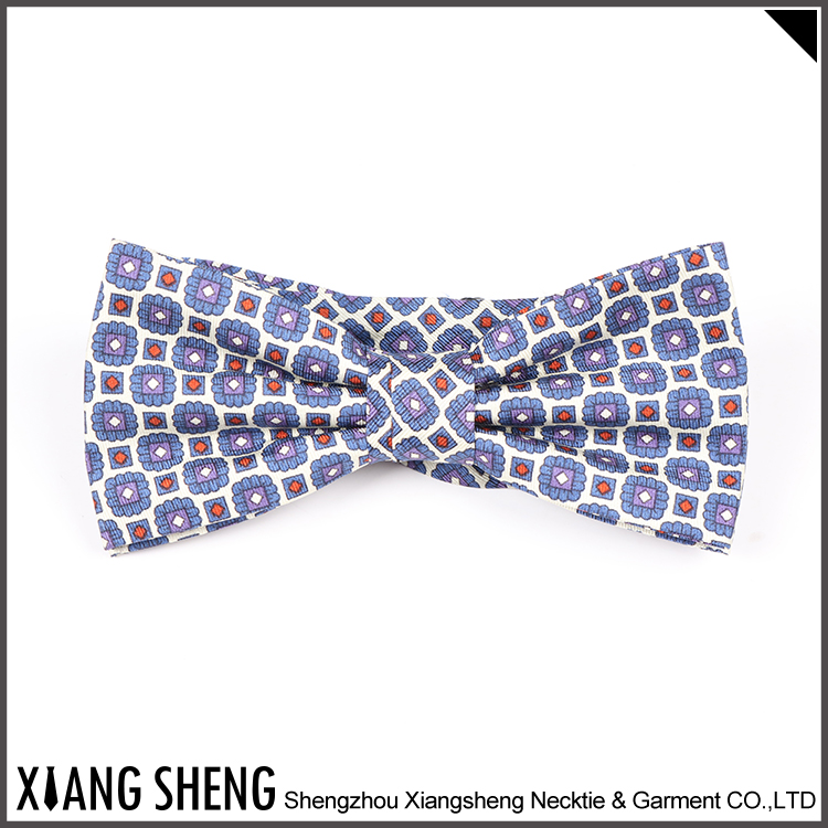 New Fashion Colorful Dye Bow Ties
