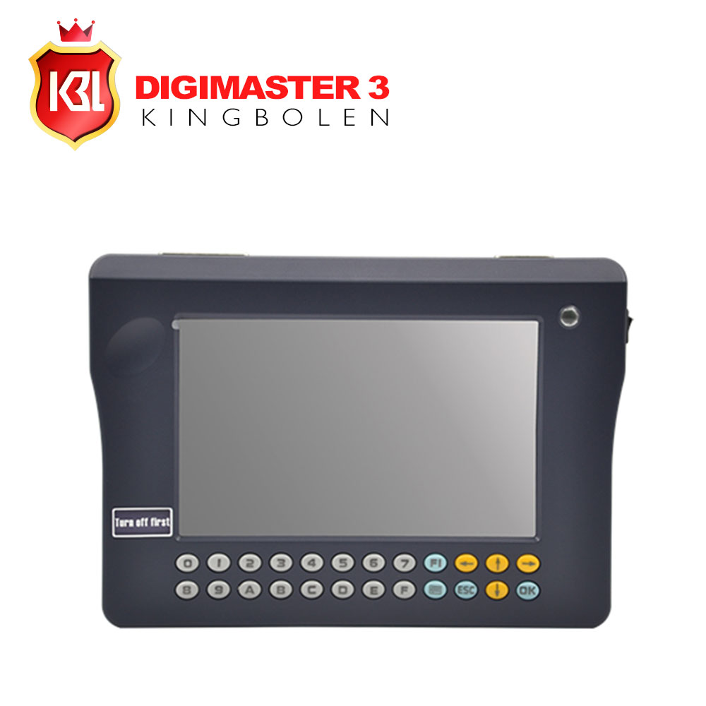 100% Original Update Online Digimaster III Odometer/Audio/ECU PIN/Key Pro Multi-function Digimaster 3 Odometer Correction Tool