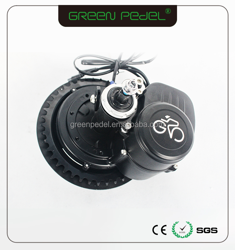 Green Pedel/OEM TSDZ2 torque sensor integrated 350/250watt crank motor e bike China