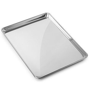 Aluminum baking tray sheet pan for bread & cookie