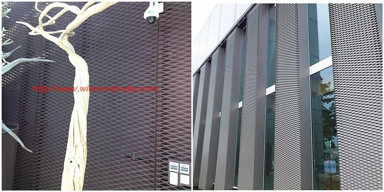 Aluminium Expanded Roofing Sheet