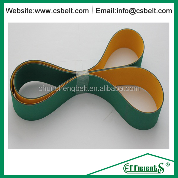 China newest high qulity power transmission drive belts