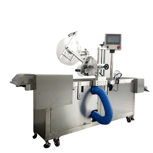 tax Stamp/plastic bag/coffee bag labeling machine
