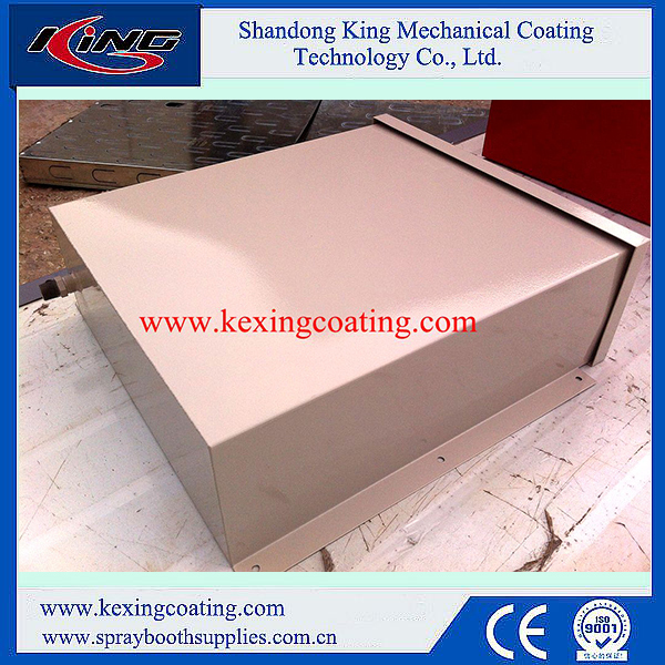 2018 hot selling customized industrial powder coating curing oven