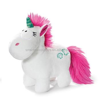 white unicorn stuffed plush soft toys animal unicorn plush stuffed toy