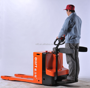 high quality Olift raymond electric pallet jack error codes with  certificate CE ISOand SGS