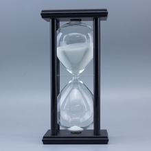 Best selling wood sand timer hourglass factory