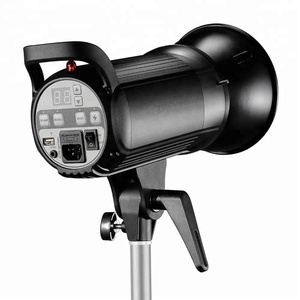 400W Compact Studio Flash Strobe Mono Light