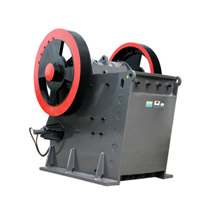 Easy install small metal crusher, primary jaw crushing