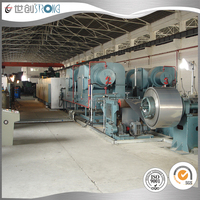 Heat Treatment Gas Furnace Horizontal Type Bright annealing line for coils