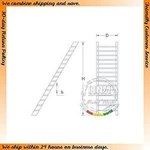 RB Model 1/35 Wooden Ladder (h: 6.3mm, D:32.5mm, Height:97mm) 2pcs #0053297 /ITEM#G839GJ UY-W8EHF3165865