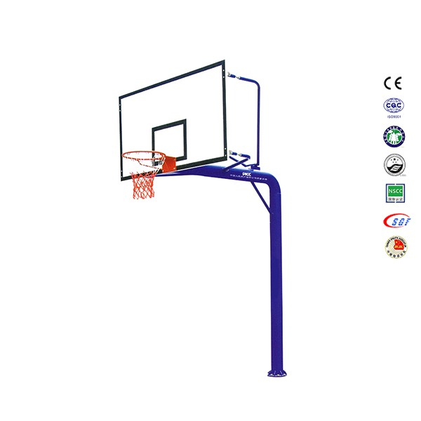 Sports activities basketball backboard system basketball hoop outdoor inground