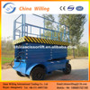 Self propelled hydraulic scissor lift general industrial equipment