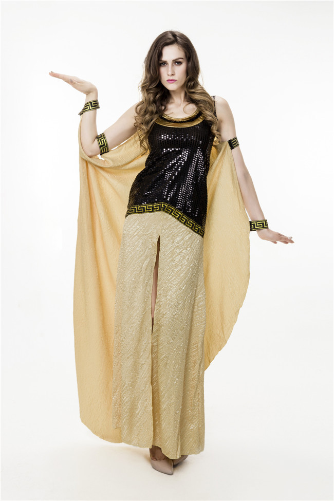 a9e9640c0 Get Quotations · Free shipping ROMAN GODDESS COSTUME FANCY DRESS GREEK TOGA  ATHENA ANCIENT COSTUME